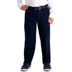 Haggar Big Boys Premium No Iron Pants