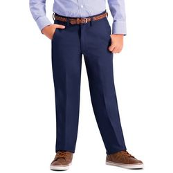 Haggar Big Boys Cool 18 Pro Pants