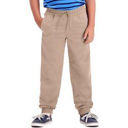 Little Boys Jogger Pants