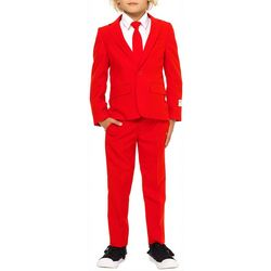 Opposuits Little Boys Red Devil 3-pc. Suit
