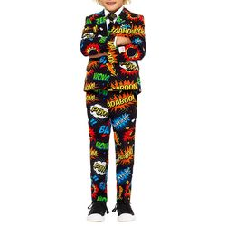 Opposuits Little Boys Badaboom 3-pc. Suit