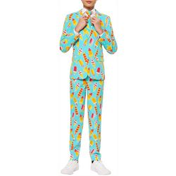 Big Boys Cool Cones 3-pc. Suit