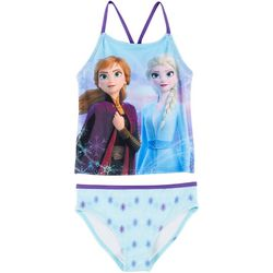 Frozen Little Girls 2-pc. Anna & Elsa Tankini