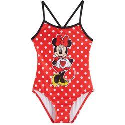Disney Minnie Mouse Little Girls Polka Dot Swimsuit