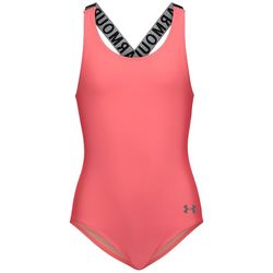 Under Armour Big Girls Racerback Swimsuit