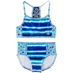 Body Glove Big Girls 2-pc. Tie Dye Print