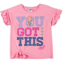 Nickelodeon JoJo Big Girls You Got This T-Shirt