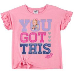Nickelodeon JoJo Big Girls You Got This T-Shirt