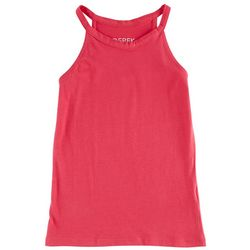 Derek Heart Girl Big Girls High Neck Tank Top