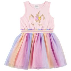 Forever Me Little Girls Unicorn Tutu Dress