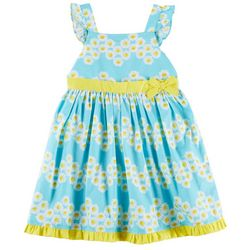 Nannette Little Girls Daisy Sundress