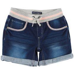 Vanilla Star Big Girls Knit Waist Shorts
