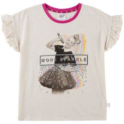 Nickelodeon JoJo Big Girls More Sparkle T-Shirt