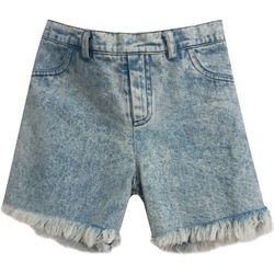 Daylight Big Girls Acid Washed Milly Shorts