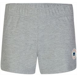 Converse Big Girls Solid French Terry Shorts