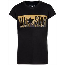 Converse Big Girls Sequin All Star T-Shirt