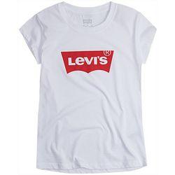 Levi's Big Girls Batwing Logo T-shirt