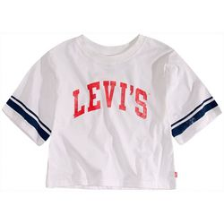 Levis Big Girls Cropped Knit Top