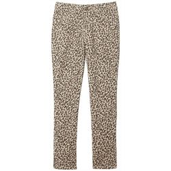 French Toast Big Girls Leopard Print Jegging Pants