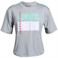 Under Armour Big Girls UA Sun Armour T-Shirt