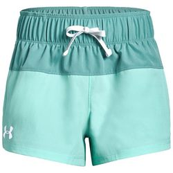 Under Armour Big Girls UA Splash Board Shorty Shorts