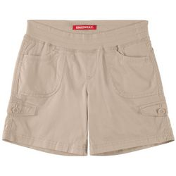 Unionbay Big Girls Macky Convertible Midi Shorts