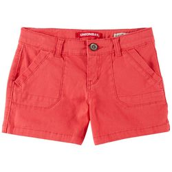 Unionbay Big Girls Cindy Twill Shorts