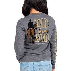 Simply Southern Big Girls Old Town Road T-Shirt