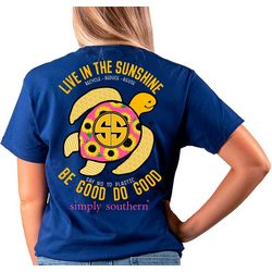 Simply Southern Big Girls Live In The Sunshine T-Shirt