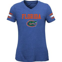 Florida Gators Big Girls Goal Line T-Shirt by Outerstuff