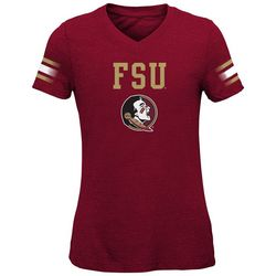 Florida State Big Girls Goal Line T-Shirt by