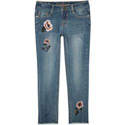 Vigoss Big Girls Pretty Pansy Skinny Jeans