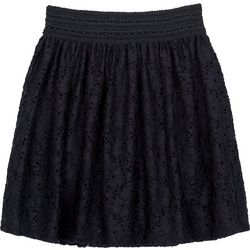 Amy Byer Big Girls Lace Skater Skirt