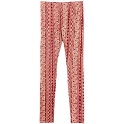 Florida State Big Girls Tribal Leggings by 1st Kiss