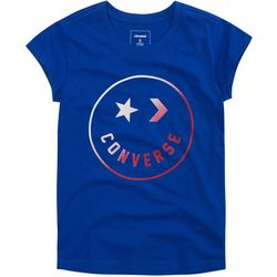 Converse Big Girls American Smile T-Shirt