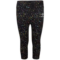 Converse Big Girls Paint Splatter Leggings