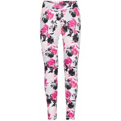 Converse Little Girl Floral All Over Print Leggings