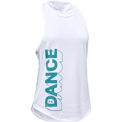 Under Armour Big Girls UA Dance Tank Top