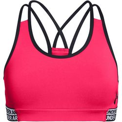 Under Armour Big Girls Solid HeatGear Armour Sports Bra