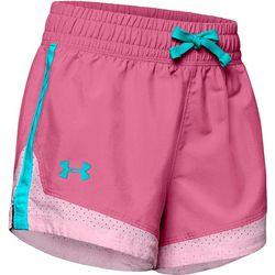 Under Armour Big Girls UA Sprint Shorts