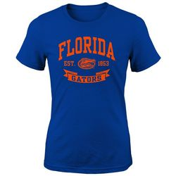 Florida Gators Big Girls Banner T-Shirt by Outerstuff