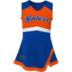 Florida Gators Little Girls Gators Cheer Dress by Outerstuff