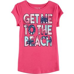 Reel Legends Big Girls Get Me To The Beach T-Shirt