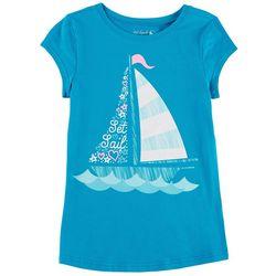 Reel Legends Big Girls Set Sail T-Shirt