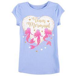 Reel Legends Big Girls Team Mermaid T-Shirt