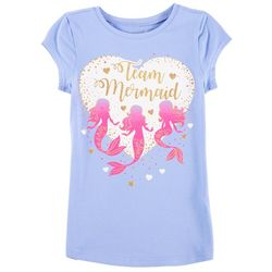 Reel Legends Big Girls Team Mermaid T-Shirt