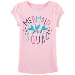 Reel Legends Big Girls Mermaid Squad T-Shirt