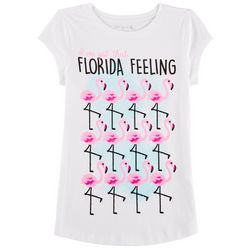 Reel Legends Big Girls That Florida Feeling T-Shirt