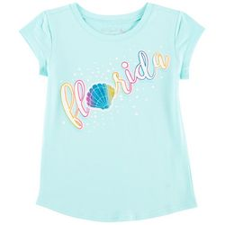 Reel Legends Little Girls Florida T-Shirt