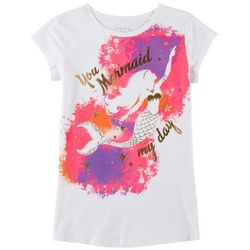 Reel Legends Big Girls Mermaid My Day T-Shirt